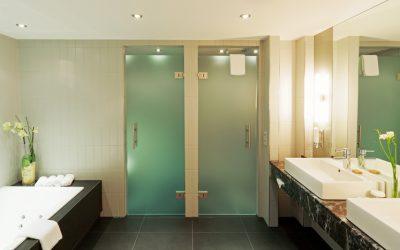 Sichtschutzfolie und Milchglasfolie für Bad und Dusche
