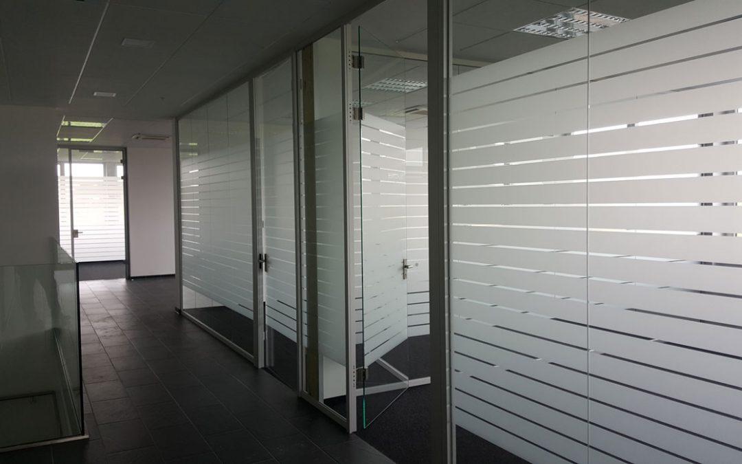 Neu milchglasfolie nach mass for Fenster folieren